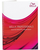 Wella Koleston Perfect Me+/CT Eco Farbkarte Koleston Me+ & Color Touch